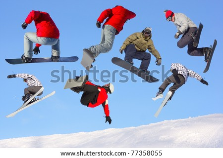 how to do a jump on a snowboard