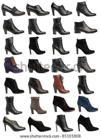 Ladies footwear types - Forum