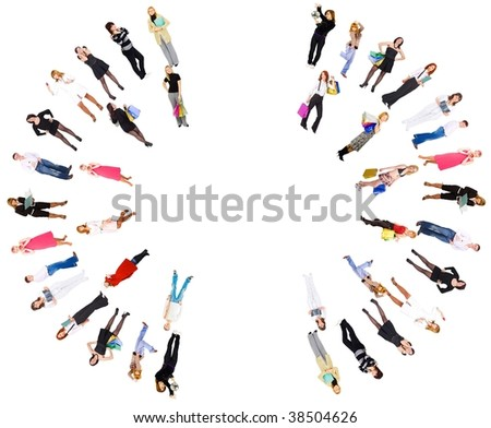 Collective Brain! Stock Photo 38504626 : Shutterstock