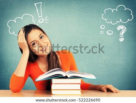 Shutterstock College student.