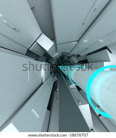 Collider cgi