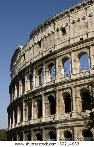 Colloseum in Rome