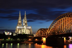 Cologne Cathedral (German: Kolner Dom, officially Hohe Domkirche St. Peter und Maria) is a Roman Catholic church in Cologne, Germany.
