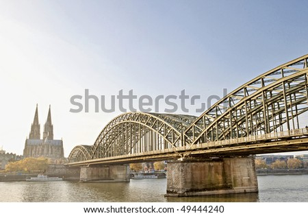 Cologne in Germany