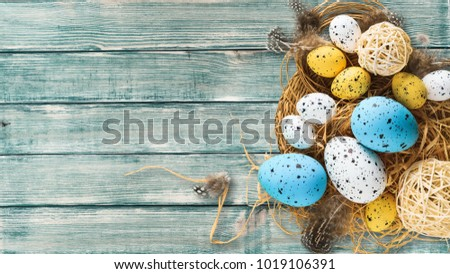 Color easter eggs #1019106391