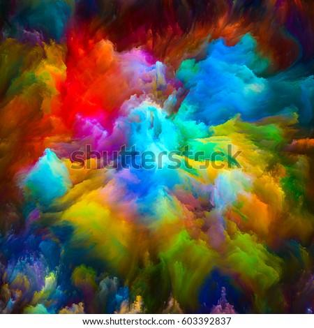 color backdrop color explosion series backdrop