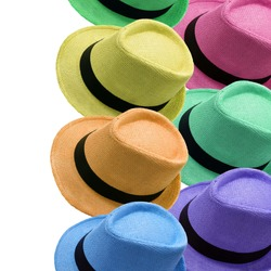 Color hats