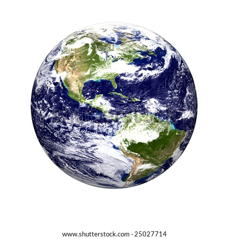 Pics Of Earth. Color image of earth.
