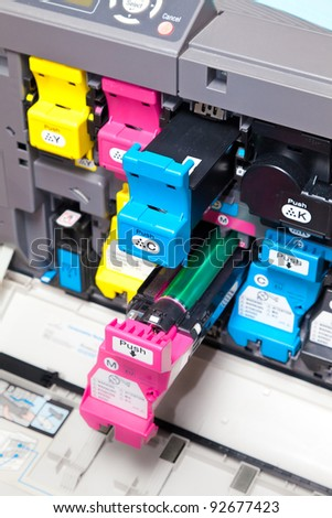Color Laser Printer refill