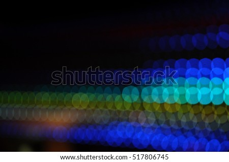 Color lighting blur and out of focus #517806745