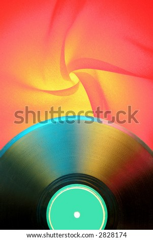 Color Lighting & Old Record-8