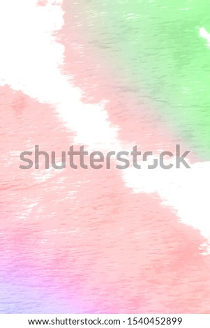 Color Motion. Watercolor Wash Background. Tie Paint. Modern Artistic Look. Abstract Bohemian Ornament. Bohemian Dirty Art. Multicolor, Motley Color Motion.