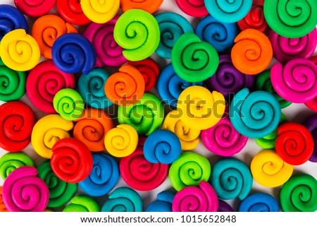 Color plasticine. Color plasticine background #1015652848