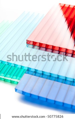Color polycarbonate sheets