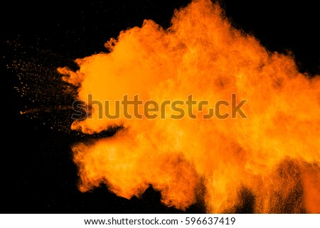 Dust Explosion Explosion Dust Explosion Powder Explosion Explosive