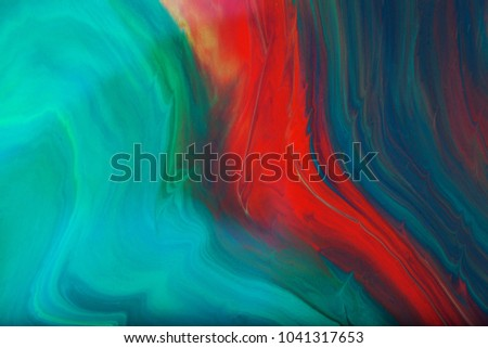 color stains, splash drops,design made of liquid paint abstract background