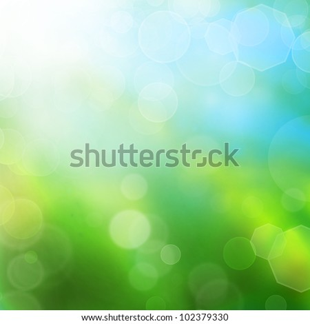 Color summer background - stock photo