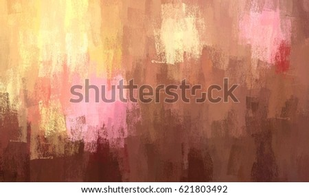 color trickle like illustration abstract background