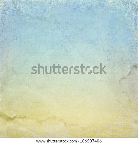 Color vintage background for your design - stock photo