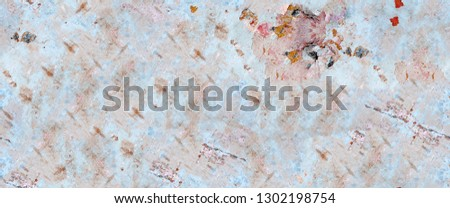 Color, vivid seamless grunge texture. Abstract background pattern. Grunge colorful repetitive template, print, decor, element. Vintage, weathered design. Horizontal orientation image. #1302198754
