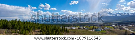 Colorado Mountain Views #1099116545