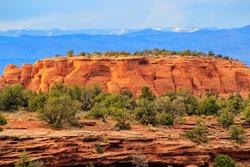 Colorado National Monument near Grand Junction, USA