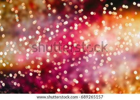 Colored Abstract Blurred Light Background , - Shutterstock ID 689265157