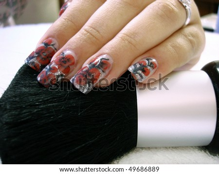 acrylic nail designs for valentines. 2011 to do acrylic nails but we acrylic nail designs. acrylic nail design