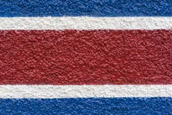 Colored background. Horizontal color stripes in blue, white and red.