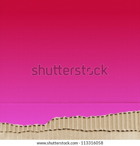 colored cardboard background paper texture - pink