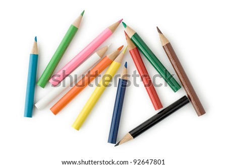 Colored Pencils for School or Professional Use