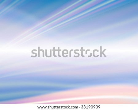 Colored soft pink and blue lines background