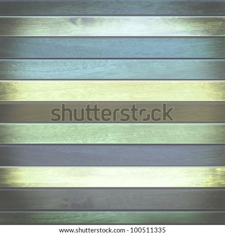 colored wooden texture - stock photo