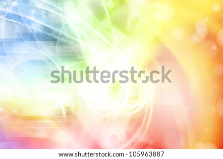 Colorful abstract background. Copy space