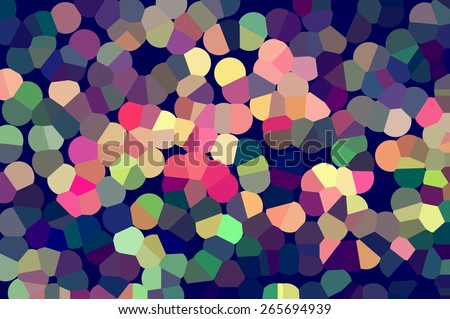 Colorful abstract background with mosaic pattern. Modern dots background with mosaic geometric abstract pattern. Abstract grunge dot pattern, grunge background, pattern design. Colorful dots texture.