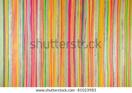Colorful abstract design art background. - stock photo