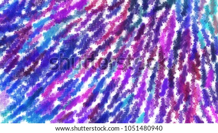 Colorful Abstract oil painting on canvas background, art design. Color texture for cover, book, fabric, fashion, printing media, card, banner, website.