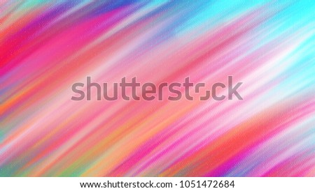 Colorful Abstract oil painting on canvas background. wallpaper art design. Color texture for cover, book, fabric, fashion, decorate, printing media, card, banner, website.