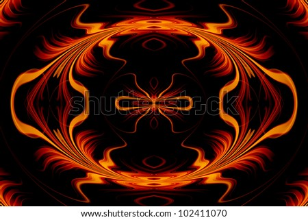 Colorful abstract pattern background texture