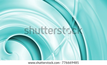 Stock Photo Colorful abstract prism background based on Spirals in 4K resolution.