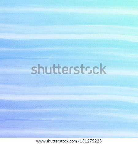 colorful Abstract water color art hand paint background