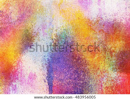 colorful background all colors of the rainbow ez canvas
