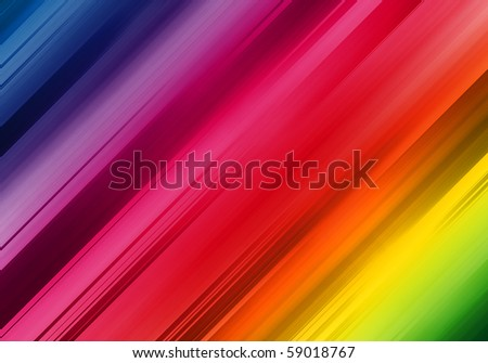 Colorful Background Design - stock photo