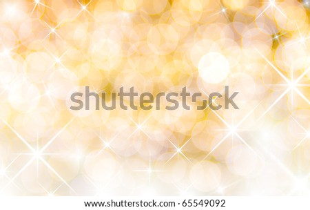 Colorful background with stars