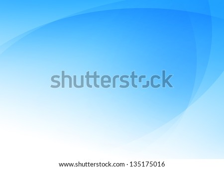 Colorful blue abstract background