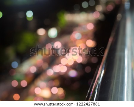 colorful bokeh abstract background,beautiful shiny Christmas lights. #1222427881