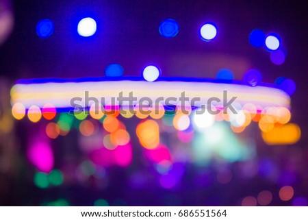 Colorful bokeh, bokeh, bokeh light, bokeh background #686551564