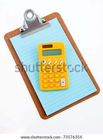 Colorful Calc and Clipboard
