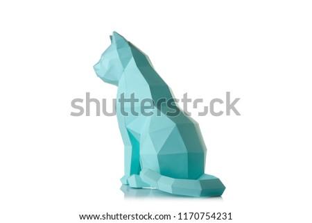colorful carton animal #1170754231