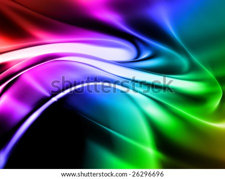 Colorful energy abstract background